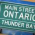Main Street Ontario: Thunder Bay