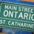 Main Street Ontario: St. Catharines
