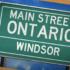 Main Street Ontario: Windsor