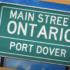 Main Street Ontario: Port Dover
