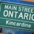 Main Street Ontario: Kincardin